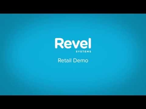Revel Systems Retail Demo