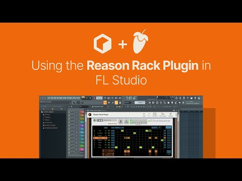 Getting up and running with Reason in FL Studio