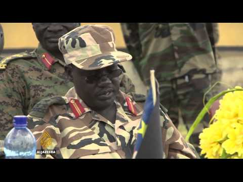 The Rebels of South Sudan: Upper Nile's commanders (2/4)