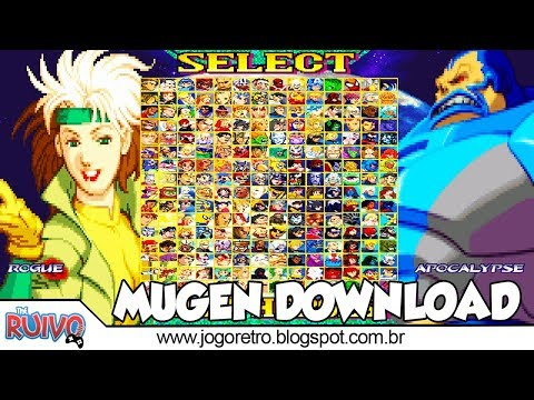 marvel vs capcom 2 mugen character pack download