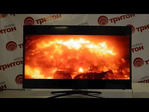 видео: Телевизор samsung ue-42f5500