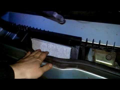 видео: Салонный фильтр на ваз 2114!
