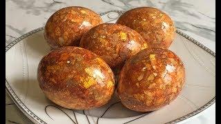 НОВЫЕ Мраморные Яйца!!! ЭКСПЕРИМЕНТ!!! / Яйца на Пасху / Пасхальные Яйца / Easter Eggs