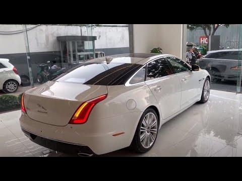 new jaguar xj lwb (2021) longversion premium luxury - youtube