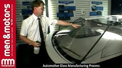 Automotive Glass Manufacturing Process
