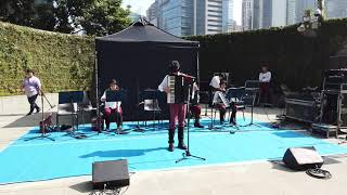 romance de amor - Accordion Performance (愛的浪漫曲 - 尹俊棋 手風琴獨奏)