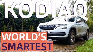 Skoda Kodiaq review: Is it smarter than the average bear?