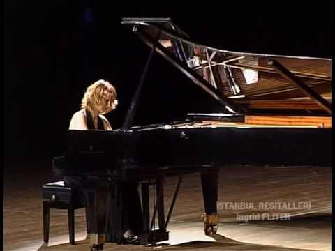 Ingrid Fliter - Istanbul Recitals Concert May 2008