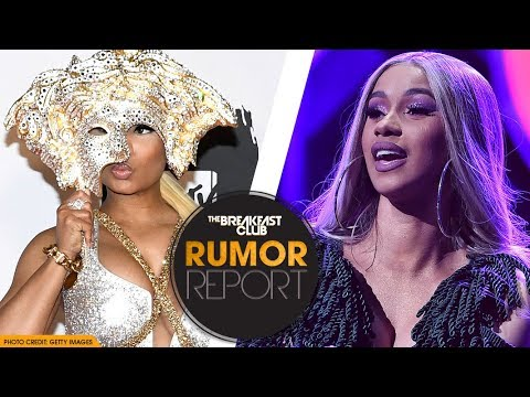 Cardi B Admits Beef with Nicki Minaj was Bad for Business