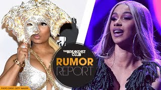 Cardi B Admits Beef with Nicki Minaj was Bad for Business
