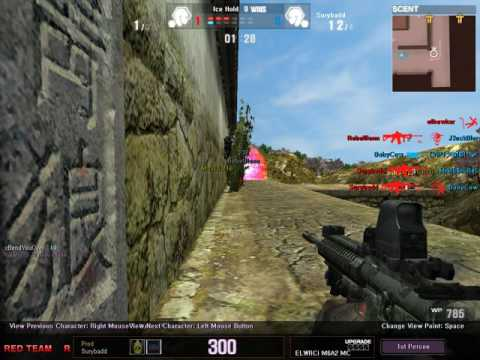 wolfteam hack ( Surybadd ) rapid fire , inf ammo, no reload ,no recoil and wall