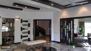 1 KANAL BRAND NEW HOUSE FOR SALE IN BLOCK DD PHASE 4 DHA LAHORE