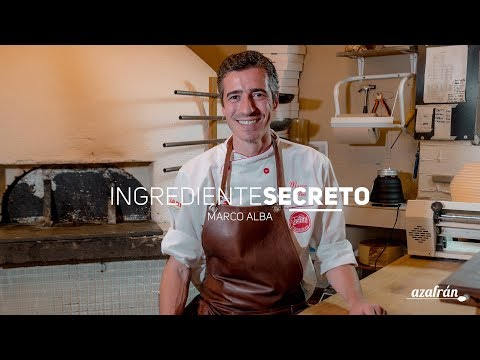 Ingrediente Secreto: Marco Alba