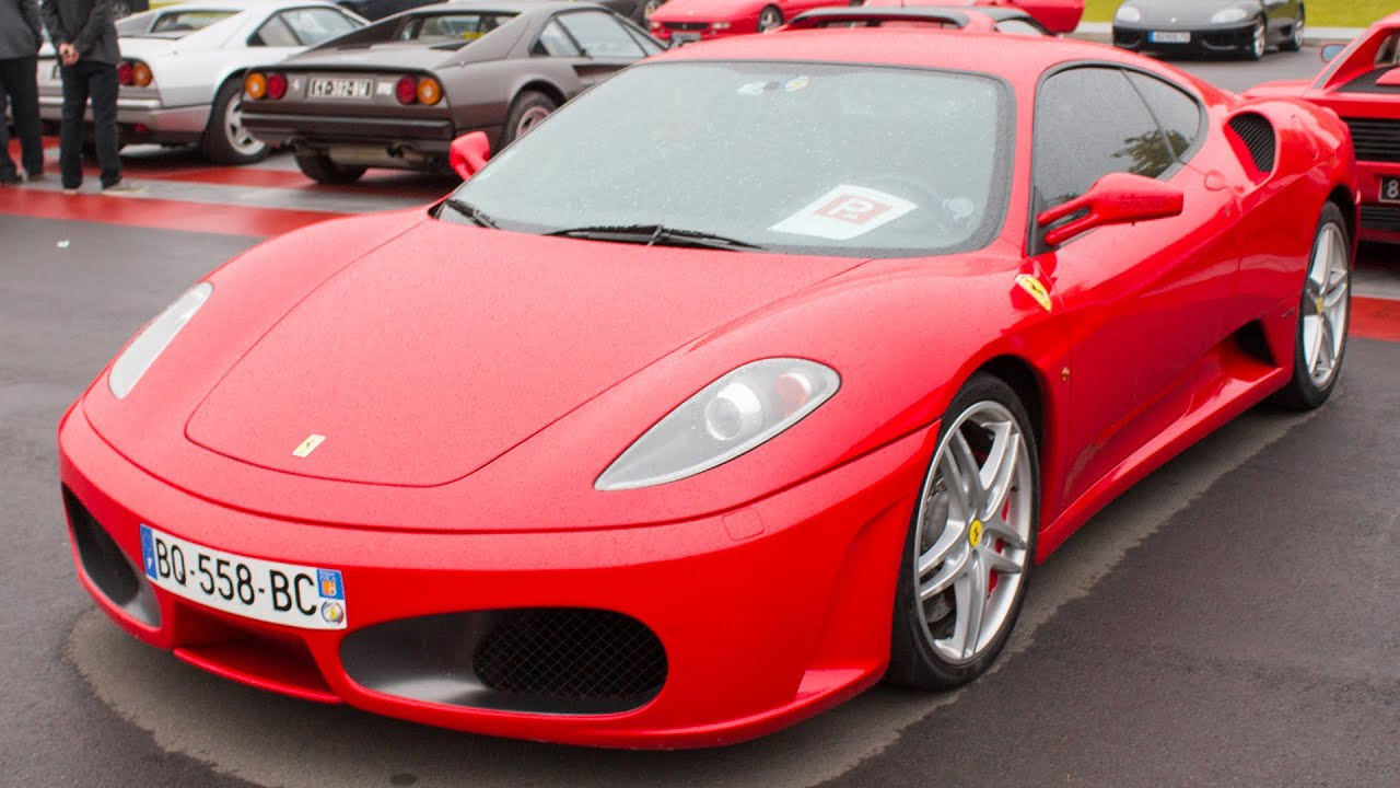 Ferrari F430 Walkaround 2015 Hq Youtube