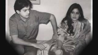 Tribute to Nazia Hassan - Ajnabi - (last resting place)