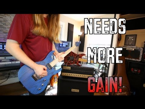10 Riffs That Needed MORE GAIN!!!