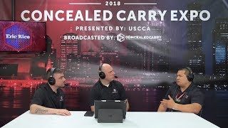 Eric Rice with Mobile Tactics - USCCA Expo 2018