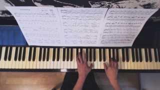 木村カエラの「Butterfly」(作詞:木村カエラ/作曲:末光篤)をピアノ...