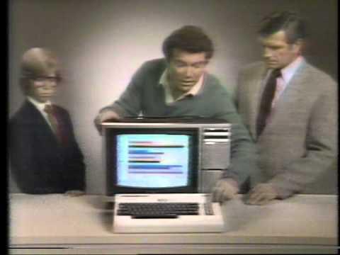 William Shatner for Commodore VIC-20