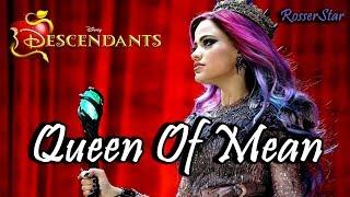 """Sarah Jeffery - Queen Of Mean (From """"Descendants 3"""") LYRICS"""