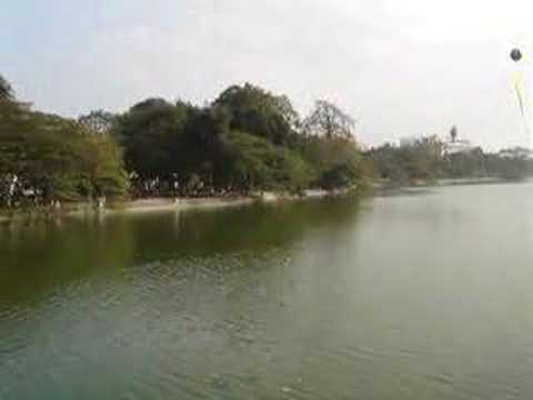 Ho Guom Lake -Hoan Kiem Lake