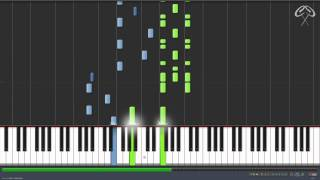 Bruno Mars - Just The Way You Are Piano Tutorial & Midi Download