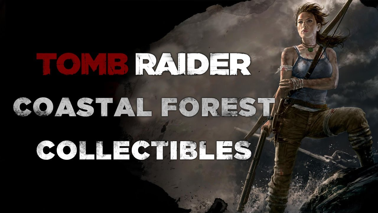 Tomb Raider Coastal Forest Collectible Locations (Documents, Relics ...