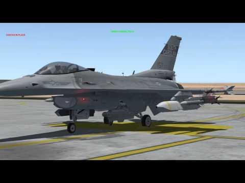 FALCON BMS 4.33_ AGM 158-JASSM / 2° Parte / PT-BR