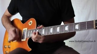 Solo The Eagles - Hotel California - cours de guitare Lyon Julien Desbordes