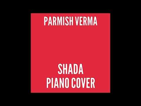 Parmish Verma Shada Piano Cover-Punjabi Song