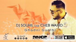 DJ Souhil Ft. Cheb Wahid - Ghadni Gualbi - Officiel Audio (With Lyrics) 2018 اشاب وحيد ـ غاظني قلبي