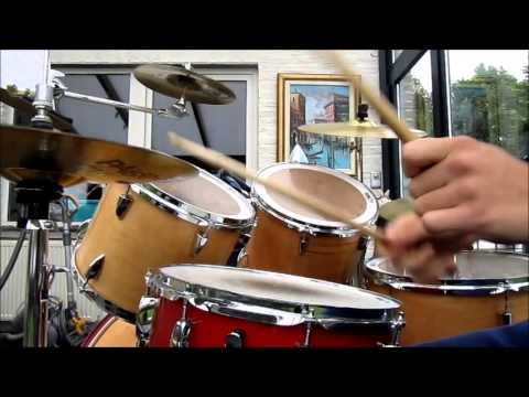 Hillsong - Your love is beautiful drum cover
