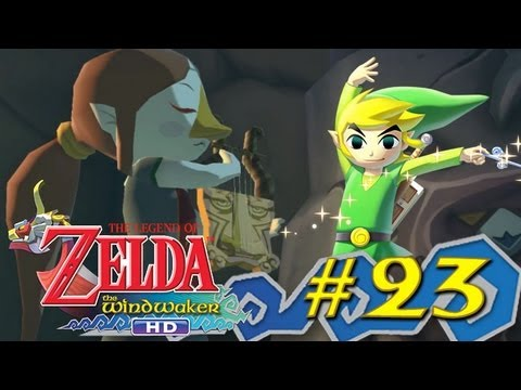 wind waker how to get into the earth temple