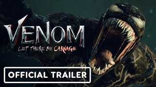 Venom: Let There Be Carnage - Official Trailer (2021) Tom Hardy, Woody Harrelson