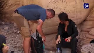 """فريق """"مشوار الأردن"""" يواصل رحلته من وادي النخيل إلى وادي فينان ( 15/11/2019)"""