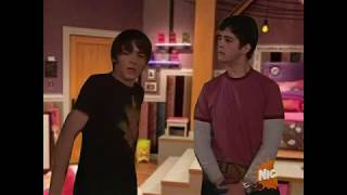 Drake and Josh Trapped in Icarly's room