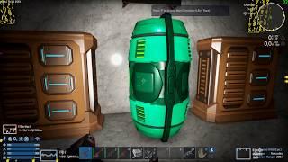 Empyrion HWS Homeworld POI loot mission