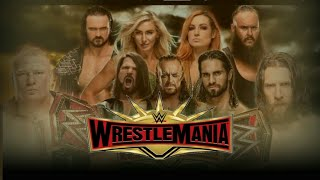 wwe dreams wrestlemania 35 full matches card predictions video by youtube तक