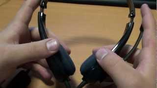 обзор гарнитуры Plantronics Audio 628