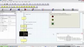 Работа с Flowcode 1