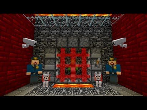 THE GREAT PRISON ESCAPE in Minecraft Pocket Edition
