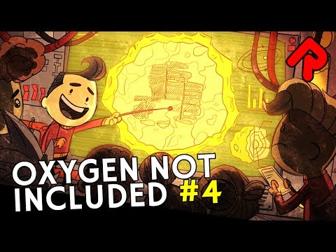 Natural Gas: A New Power Source! | Let's play Oxygen Not Inc