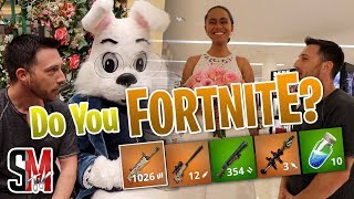 Do You Fortnite? IRL Fortnite