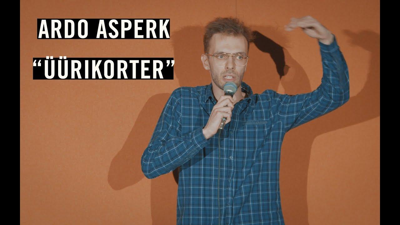 """Ardo Asperk - """"Üürikorter"""""""
