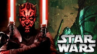 Maul Becomes Emperor: Star Wars Rethink