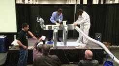 Duct Sealing Demonstration