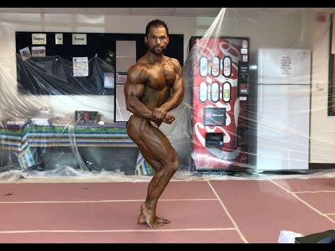 WNBF Pro-Qualifier Contest Prep Series | INBF Northeast America | Natural Bodybuilder Gary Amlinger