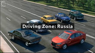 Driving Zone: Russia Android Gameplay (HD) screenshot 3
