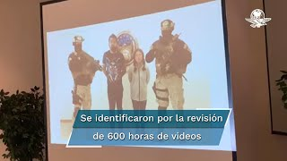 El fiscal Carlos Zamarripa señaló que los detenidos idearon, transportaron e hicieron explotar el artefacto explosivo de elaboración artesanal con un dispositivo remoto