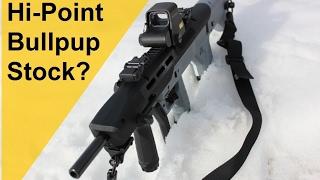 Hi-Point™ Carbine Bullpup Stock Teaser (MBS 95)